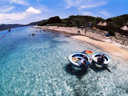 Hon Mun Island - Nha Trang Transfer Service